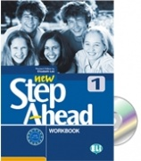 NEW STEP AHEAD 1 WB+Audio CD