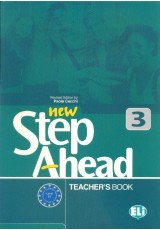 NEW STEP AHEAD 3 TB+Class CD
