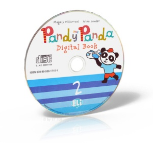 PANDY THE PANDA 2:  Digital Book