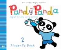 PANDY THE PANDA 2 Pupil's Book + song audio-CD