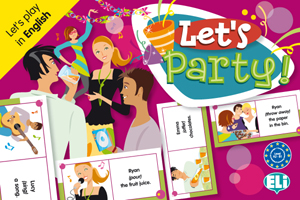 GAMES: LET'S PARTY! (A2-B1)
