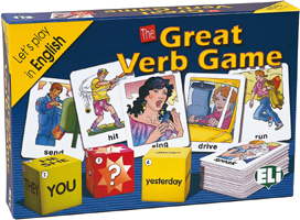 GAMES: THE GREAT VERB GAME (Lev: A2-B1)
