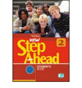 NEW STEP AHEAD 2 SB+CD-ROM