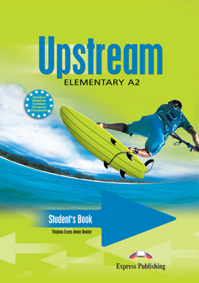 Upstream Elementary A2 Students Book