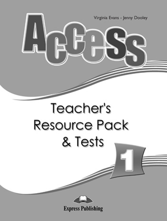 Access 1. Teacher's Resource Pack. Beginner. (International). Комплект для учителей