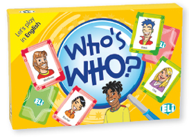 GAMES: WHO'S WHO? (Lev: A2)