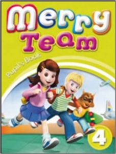 MERRY TEAM 4 Student's Book