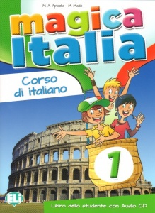 MAGICA ITALIA 1 Student's Book + Song audio CD