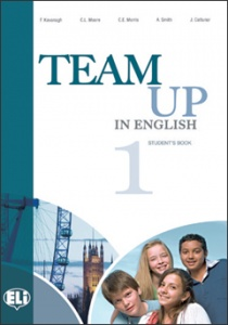 TEAM UP 1 SB + reader with Audio CD