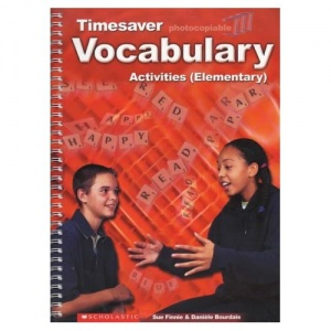 Timesaver: Vocabulary Activities: Elementary