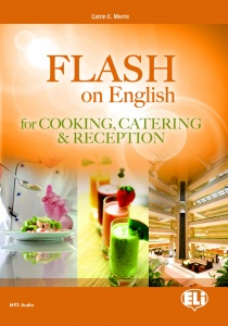 E.S.P. - FLASH ON ENGLISH  for Cooking,  Catering and Reception