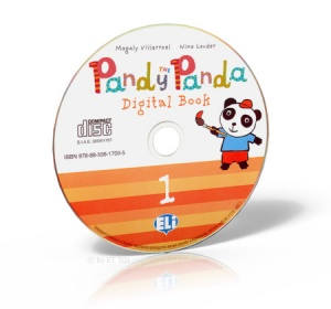 PANDY THE PANDA 1:  Digital Book
