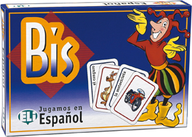 GAMES: BIS SPANISH (A2-B1)