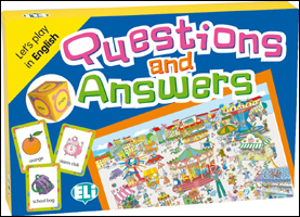 GAMES: QUESTIONS AND ANSWERS (Lev: A2-B1)