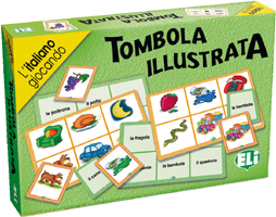 GAMES: TOMBOLA ILLUSTRATA (A1)