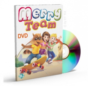 MERRY TEAM DVD (level 1-2)