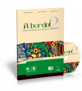 A BORDO 2 - Activity Book + Audio CD