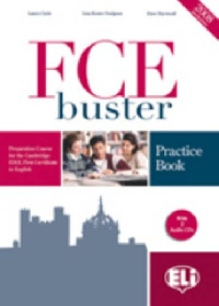 FCE BUSTER Practice Test + 2 CD   OP