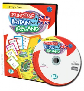 GAMES: ROUNDTRIP OF BRITAIN AND IRELAND - Digital Edition