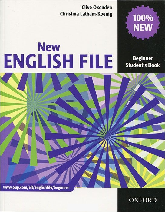 ENGLISH FILE BEGIN NEW SB
