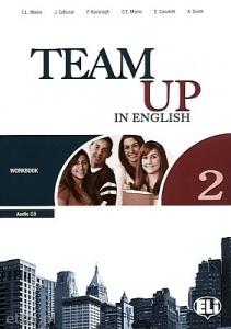 TEAM UP 2 WB + Student's Audio CD