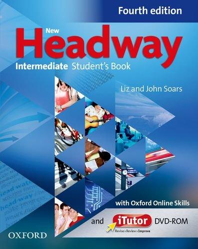 New Headway 4th Edition Intermediate Students Book ITUTOR OnLine Skills PACK