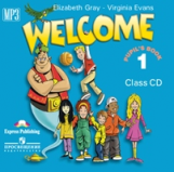 Welcome 1 Class CD Beginner