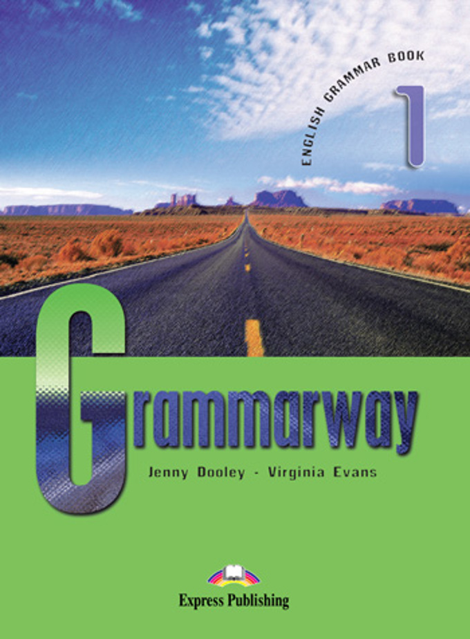 Grammarway 1 Students Book
