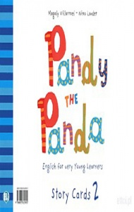 PANDY THE PANDA 2 Storycards