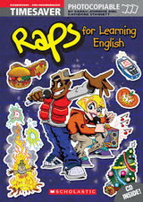 Timesaver: Raps! for Learning English (+audio CD)