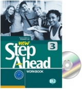 NEW STEP AHEAD 3 WB+Audio CD