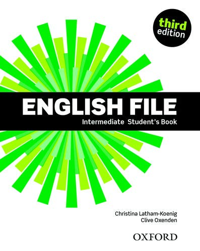 English File 3rd Edition Intermediate Students Book