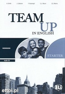TEAM UP Starter WB + Student's Audio CD