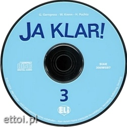 JA KLAR! 3 AUDIO CD