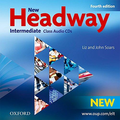 NEW HEADWAY INT 4ED CL CD(3)