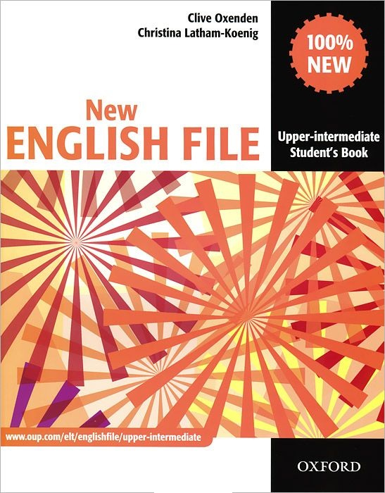 New English File Upper-Intermediate Students Book