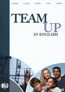 TEAM UP 3-4 Test Resource+Audio CD+Test Maker CD-ROM