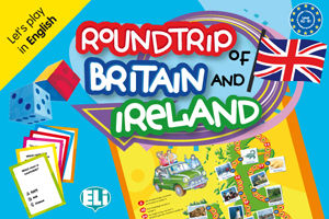 GAMES: ROUNDTRIP OF BRITAIN AND IRELAND (A2-B1)
