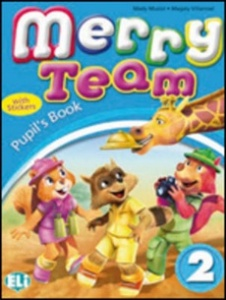 MERRY TEAM 2 Student's Book