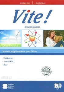 VITE! 1-3 Resource Book + CD