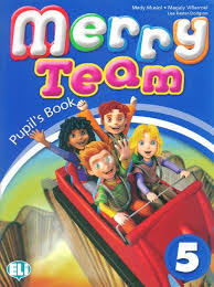 MERRY TEAM 5 Student's Book