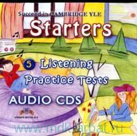 Succeed in Cambridge YLE Starters - 5 Practice Tests - CDs