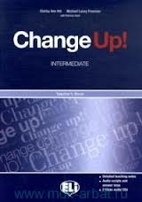 CHANGE UP Intermediate - TB + Class CD(x2)