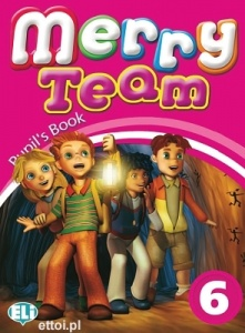 MERRY TEAM 6 Student's Book