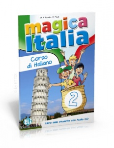 MAGICA ITALIA 2 Student's Book + Song audio CD