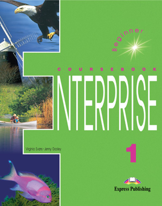 Enterprise 1 Beginner Students Book