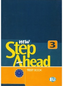 NEW STEP AHEAD 3 Test Book