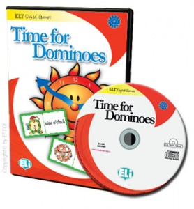 GAMES: TIME FOR DOMINOES - Digital Edition