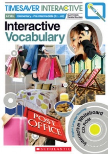 Interactive Timesaver: Interactive Vocabulary