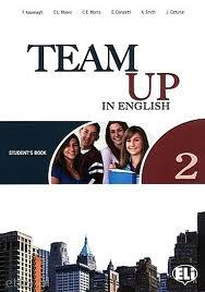 TEAM UP 2 SB + reader with Audio CD